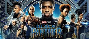Black panther headline picture
